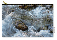 Sun Dancing Rapids Carry-all Pouch
