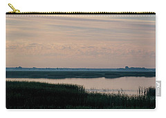 Sun Dog And Heron 2 Carry-all Pouch
