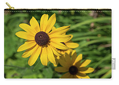 Sun Drenched Daisy Carry-all Pouch