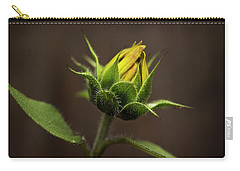 Sun Flower Blossom Carry-all Pouch