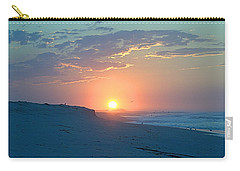 Carry-all Pouch featuring the photograph Sun Glare by  Newwwman