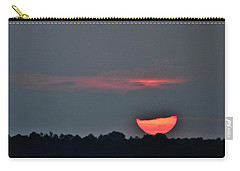Sun Going Down Carry-all Pouch