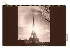 Sun In Paris Carry-all Pouch