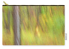 Sun Kissed Tree Carry-all Pouch by Bernhart Hochleitner