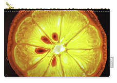 Sun Lemon Carry-all Pouch