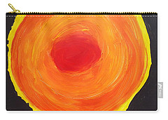 Sun One   Carry-all Pouch by Don Koester