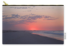 Carry-all Pouch featuring the photograph Sun Pop by  Newwwman