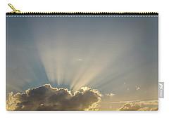 Sun Rays Carry-all Pouch