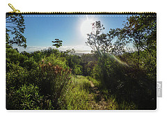 Sun Shining Over The Atlantic Forest Carry-all Pouch