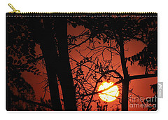 Sun Silhouettes Carry-all Pouch