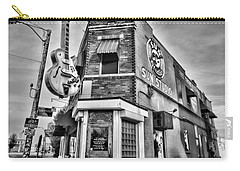 Sun Studio - Memphis #2 Carry-all Pouch by Stephen Stookey