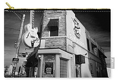 Sun Studio - Memphis #3 Carry-all Pouch by Stephen Stookey