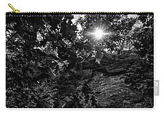 Sun Through The Trees Carry-all Pouch