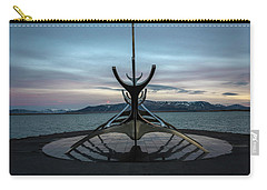 Sun Voyager At Dawn Carry-all Pouch