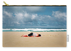 Carry-all Pouch featuring the photograph Sunbather by Nik West