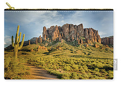 Sunbreak At Lost Dutchman Carry-all Pouch