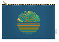 Carry-all Pouch featuring the photograph Sunburst by Michelle Calkins
