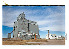 Carry-all Pouch featuring the photograph Sunburst Montana by Fran Riley