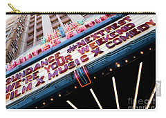 Sundance Next Fest Theatre Sign 3 Carry-all Pouch