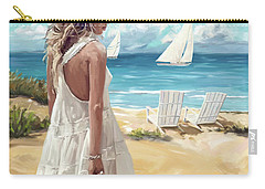 Sunday Afternoon At The Beach Carry-all Pouch