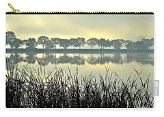 Fog At Sunrise Carry-all Pouch