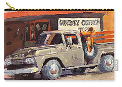 Sunday Morning In Wickenburg Carry-all Pouch