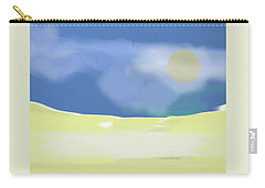 Sunday Morning Carry-all Pouch by Lenore Senior