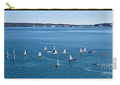 Sunday Sailing School On Casco Bay Carry-all Pouch