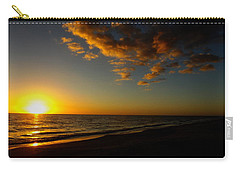 Sunday Sunset Redington Beach Carry-all Pouch