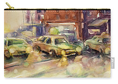 Sundrops Carry-all Pouch by Judith Levins