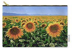 Sundrops Carry-all Pouch