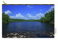 Carry-all Pouch featuring the photograph Sunfish Pond by Raymond Salani III