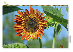 Sunflower 2016 5 Of 5 Carry-all Pouch
