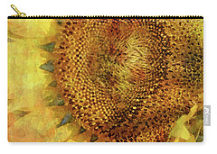 Sunflower 2254 Idp_2 Carry-all Pouch