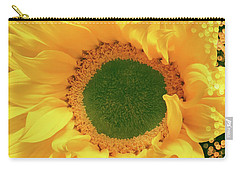 Sunflower Art Carry-all Pouch