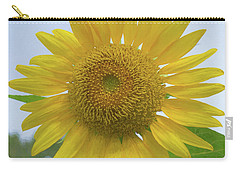 Sunflower Art Whole Carry-all Pouch