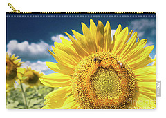 Sunflower Dreams Carry-all Pouch