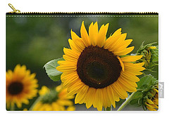 Sunflower Group Carry-all Pouch
