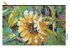 Sunflower I Carry-all Pouch