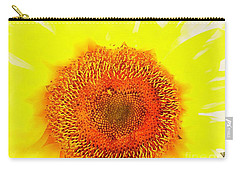 Sunflower - Love Blooming Carry-all Pouch