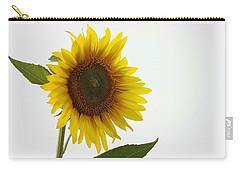 Sunflower Minimal Carry-all Pouch by Joseph Skompski
