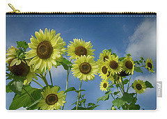 Sunflower Party Carry-all Pouch
