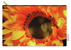 Sunflower Passion Carry-all Pouch
