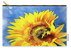 Sunflower - Reach Carry-all Pouch