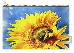Sunflower - Reach Carry-all Pouch
