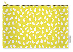 Sunflower Seeds- Art By Linda Woods Carry-all Pouch