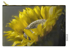 Sunflower Slumber Carry-all Pouch