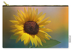 Sunflower Summer Carry-all Pouch
