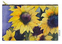 Sunflowers 17 Carry-all Pouch