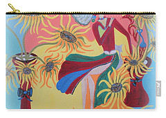 Sunflower's Contessa  Carry-all Pouch